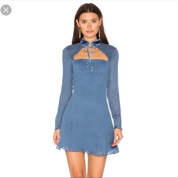 Dresses & Skirts - NWOT Majorelle Jamie Dress in light blue